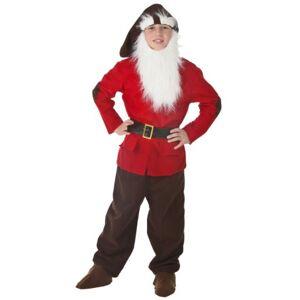 Fun Costumes Kids Dwarf Costume X-Large