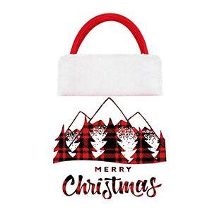 Lplpol GT-858 Bolsa de regalo para Navidad, diseño de Navidad