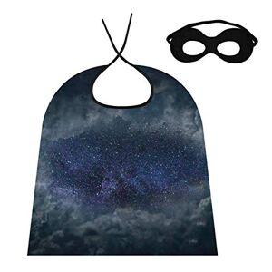 Tagours Capa Capas Nubes Capas Capa Abrigo para Mujeres para niños/Adultos Disfraz para Fiesta de Halloween Festival cumpleaños
