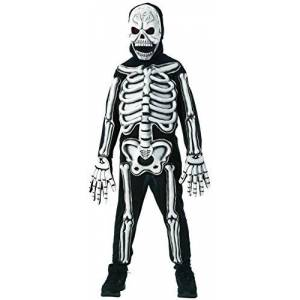 Rubie's Glow in The Dark Skeleton Child Costume, Small, One Color