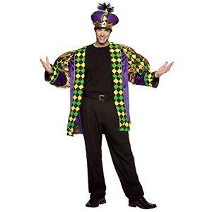 Rasta Imposta Adult Mardi Gras King Costume Standard