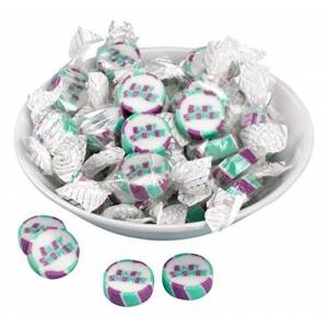 Showered With Love Rock Sweets. Baby Shower. Approximately 50 sweets by