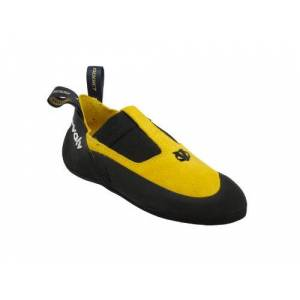 Evolv Addict Climbing Shoe Yellow 10.5 by