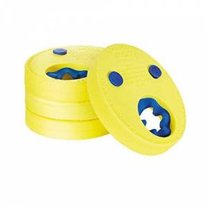 Zoggs Aqua Water Kids Learn To Swim Pool Toys Float Discs (300680) Box of 4