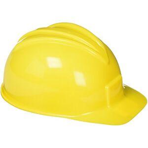 Jacobson Hat Company Plastic Construction Hat Yellow