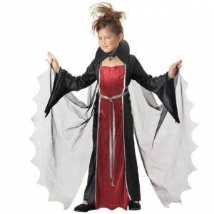California Costumes California Costume Collection Vampire Girl Child Costume X-Large (12-14)