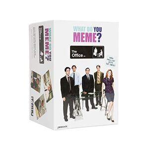 WHAT DO YOU MEME? The Office Edition Juego de fiesta divertido para los amantes de los meme
