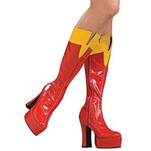 Rubie's Botas Oficiales de Supergirl, Multicolor, Pequeño
