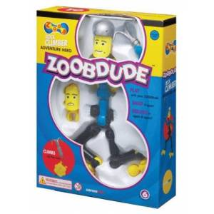 ZOOB Dude Rock Climber Modeling System