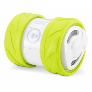 Sphero Ollie for Android and iOS App Controlled Robot Cyber Green Ultra Tires Exclusive Edition Ollie