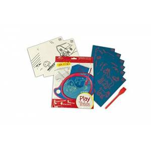 Boogie Board Play N' Trace Paquete de Actividades de Accesorios, Letras y números (ACPL10005), Farm Friends, Farm Friends, Una Talla