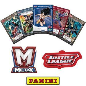 PANINI AMERICA INC Meta X Liga de la Justicia TCG Starter Deck
