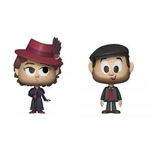 Funko Vynl: Mary Poppins Returns Mary & Jack 2 Pack Collectible Figure, Multicolor