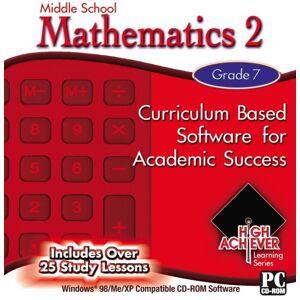 PC Treasures High Achiever Mathematics 2