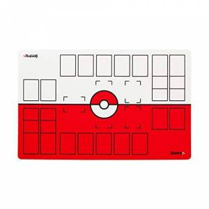 The Gaming Mat Company Alfombra de Juego CCC Gaming Deluxe 2 Player Compatible con Pokemon Stadium Mat