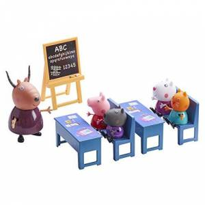 Peppa Pig Peppa's Classroom Playset