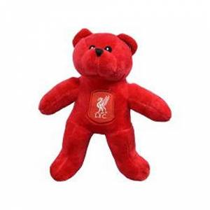 Liverpool FC Liverpool F.C. Football Solid Mini Bear by Liverpool F.C.