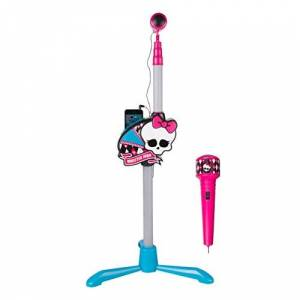 Sakar Monster High Singing Mic Stand Karaoke 19948N