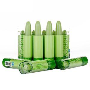 MagiDeal 12 Piezas Lápiz de Labios Mágico Cambio de Temperatura Hidratante Lipstick Magic