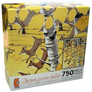 Ceaco Robert Kercher Metamorphosis 750-Piece Jigsaw Puzzle Aspen Grove Ballet