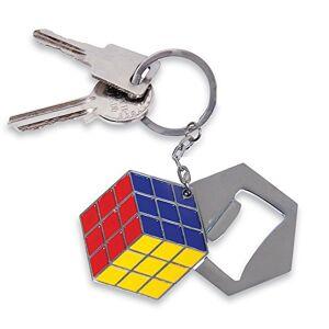 Paladone Rubiks Cube Bottle Opener Keychain