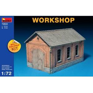 GSI Creos MiniArt 1/72 Workplace (Multi-Color Kit / 6 Colors) MA72022