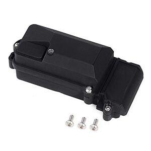 Generic Caja de receptores de Radio de plástico Resistente al Agua para 1/10 SCX10 D90 RC Crawler Parte de actualización