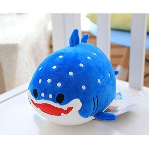 Garwarm Peluche de tiburón de Ballena de Peluche para niños, 20 cm, 1 Pieza