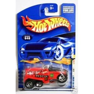 Hot Wheels Mattel 2001 First Editions XS-IVE No. 28/36