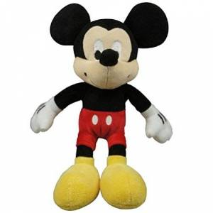 Disney 9 Mickey Mouse Plush by