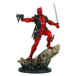 Bowen Designs Deadpool Action Version Painted Statue