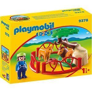 Playmobil 123: Recinto del León