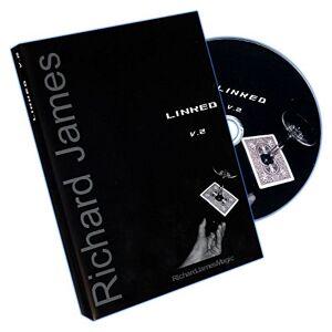 SM MMS Linked 2.0 Kit de Truco de Richard James con DVD (Doble Espalda), Color Azul
