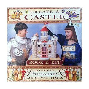 Publications Intl. Crear un Libro de Castillo y Kit de Viaje a través de Tiempos Medievales