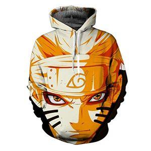 Vivibridal Naruto Sudadera con capucha para hombre, Color10, Mediano