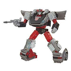 Transformers Juguetes Generations War for Cybertron: Earthrise WFC-E32 Bluestreak Clase de Lujo 14 cm