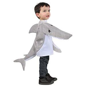 Princess Chompers Chomping Shark Disfraz Infantil de tiburón chomping, 18 Meses 2T