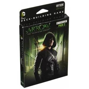 Cryptozoic Entertainment DC Deck-Building Game Crossover Pack 2: Arrow The Television Series