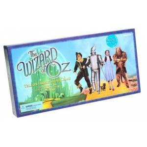Little Star Puzzles Wizard of Oz Game Yellow Brick Road