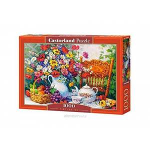 Castorland Time for Tea 1000 Piece C-103836-2 Puzzle