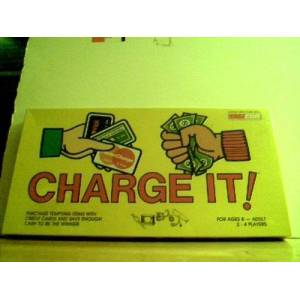TaliCor Charge It! (The Crazy Credit Card Game) by