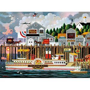 Buffalo Games Charles Wysocki By The Sea 1000 Piece Jigsaw Puzzle