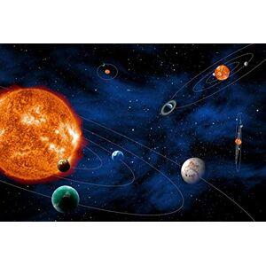 Gereric Sistema Solar II1000 Piezas de Juguetes educativos29.5219.68