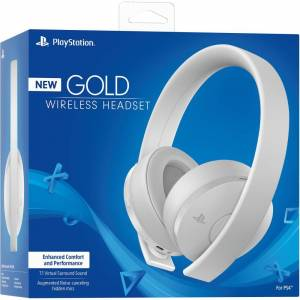 PlayStation 4 Headset / Audifonos PlayStation 4 New Gold