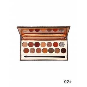 Zaful 14 color pigmentado la gama de colores