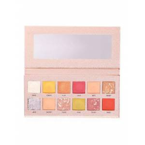 Zaful 12 impermeable maquillaje del color de la gama de colores