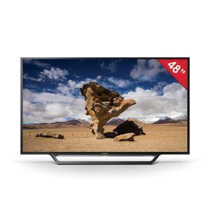 Sony Pantalla LED Sony 48 Pulgadas Full HD Smart FHD48W650D
