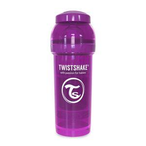 Twistshake Biberón Anti-cólico 260 ml/ 9oz Morado