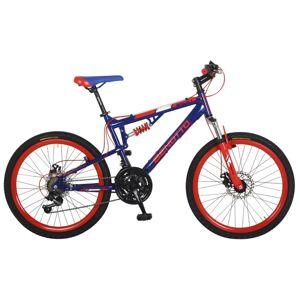 Benotto Bicicleta de Montaña Benotto Mach1 R24 21V Azul Hombre