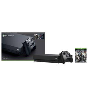 Xbox Consola Xbox One X Reacondicionada 1TB más Gears of War 4